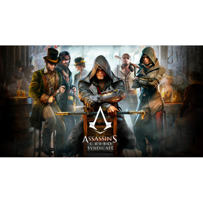 Assassins Creed Syndicate – PS4 - Videojuegos