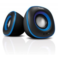 Bocina Klip Xtreme KES -215 – Altavoces 2.0 6W USB Power 3.5mm